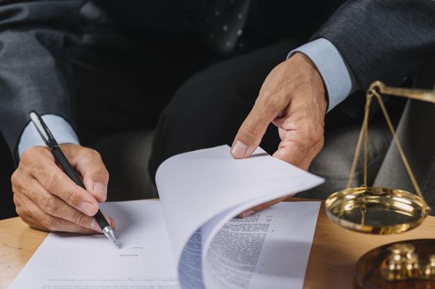 La procédure d'un divorce pour faute
