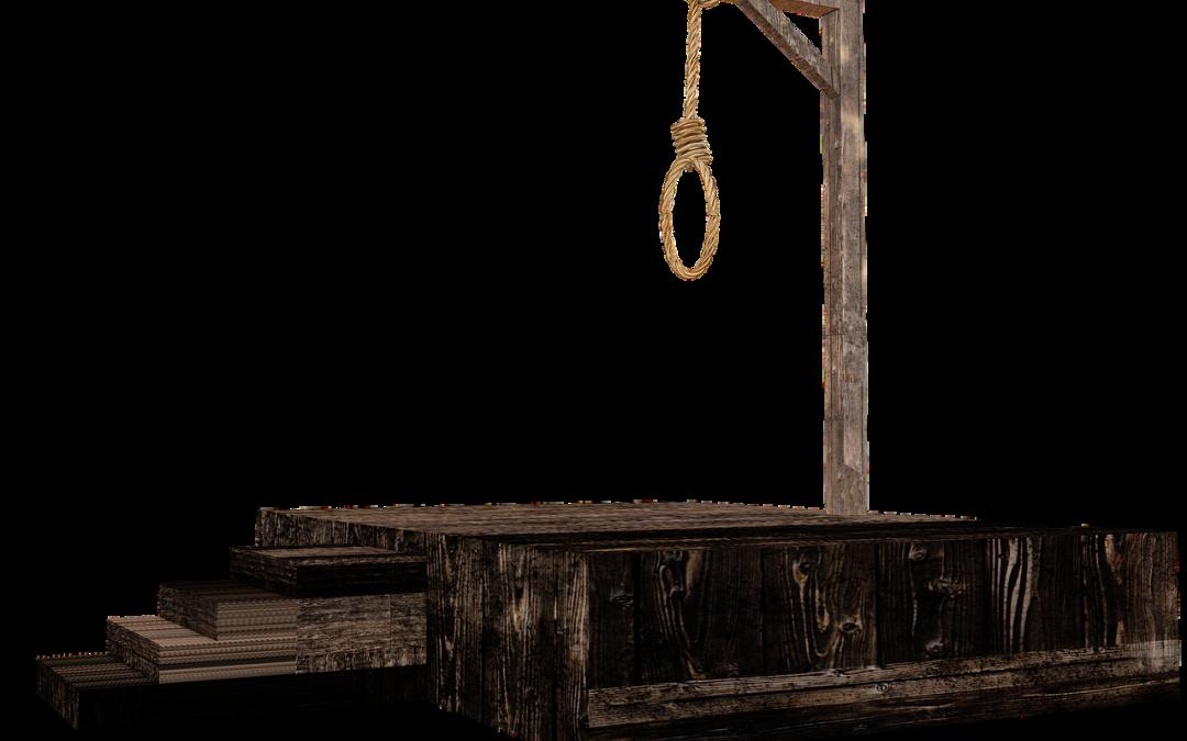 La peine de mort est-elle une sanction inhumaine?